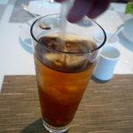 ラウンジ&バー グラン・ブルー  - ☆グルグル~混ぜまぜ…冷んやりでイイ気分なお茶タイムに☆