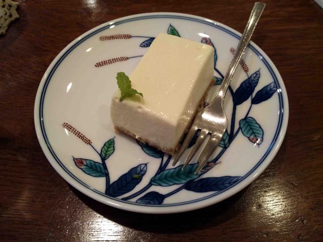 ウール倶楽部 - 豆乳のチーズケーキ