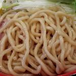 麺屋 彩々 - 味噌らーめん 麺
