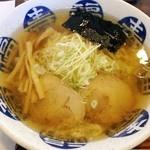 ラーメン厨房 ぽれぽれ - 料理写真:手打ちしょうゆ 2013年11月