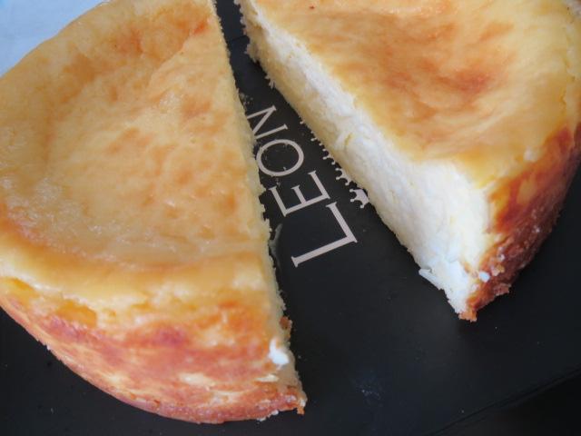 NOCOA 北新地店 - レオンのチーズケーキ
