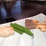 teppanyakiatago - 野菜焼き