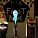 フットニック - ドラフトビールの味には自信があります!