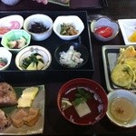 茶旅庵 蓮 - ランチ