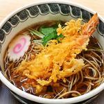 やまきや - 料理写真:天ぷらそば