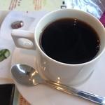 グルマンディーヌ - ホットコーヒー。。。コクあります。
