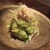 エニシ - 料理写真:白菜と胡瓜の梅水晶和え ッさっぱりしていて箸休めにぴったり