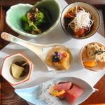 ゆうがた - 料理写真:呑める6品(^^)