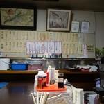 はちりゅう食堂 - (2013/10月)店内