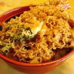 コロナ食堂 - 料理写真:天丼