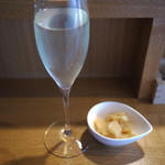 22684724 - スパークリングワイン~☆