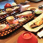 はなり - 料理写真:朝食 '13 11月中旬