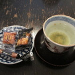 ミルクホール - 梅こぶ茶