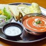 インドネパール本格料理 プルニマ - 料理写真:料理
