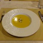 金谷 - かぼちゃのスープ('13.11月にて)