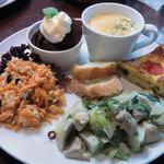 22688290 - 鎌倉野菜のランチプレート(1500円)