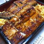 鰻料理 たけだ - 鰻重定食(特)