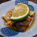 鰻料理 たけだ - 鯖の南蛮漬け