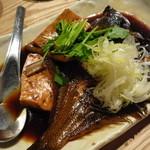 魚真 - 真ガレイ煮つけ 880円