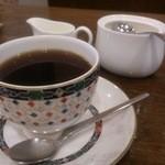 くらもち珈琲 - 強制的にブレンドコーヒー