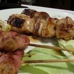 炭火焼鳥居酒屋 うっちゃん家 - 朝引き地鶏。美味。