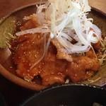 うそつきや - ロース生姜焼き定食