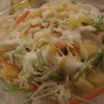 ヴィ・ド・フランス - モーニングにプラスできる「サラダ」39円