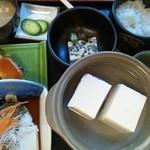 22699993 - 豆腐料理 楓膳