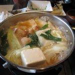 九州のお取り寄せキッチン ちかっぱ - 鍋沸いてきました。