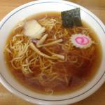 満来 - ラーメン(250円)