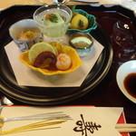 太閤園 別館 - 御祝儀前菜