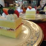太閤園 別館 - ケーキ
