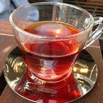 Affidamento Cafe - デザートのセットの紅茶です デザート+250円