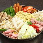 ムグンファ - こんな豪華なお鍋もみんなで食べたら尚おいしいですね♪