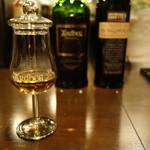 Shot Bar 鈴村 - 「アードベッグ コリーヴレッカン」蓋付きグラス