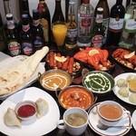 レスンガ - ≪食べ放題&飲み放題プラン有≫料理歴40年本場ホテル出身シェフが作る本格インド料理。