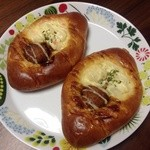 パンの音 - ランチパン170円