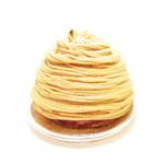 サロン・ド・ロワイヤル - モンブラン (500円)   '13 11月中旬