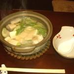居酒屋 ねぶた - 郷土料理・なべ白煮 ¥600