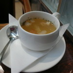 純喫茶モネ - スープ