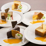 キズナカフェ - ◆『びわ』を使用したケーキや、タルト他、オリジナルケーキが豊富です!◆
