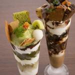 キズナカフェ - ◆豊富な種類なスイーツが堪能できます!!◆