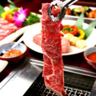 焼肉といえば大山飯店上質な肉を心ゆくまでご堪能くださいませ。