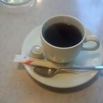 埼玉屋 - セットのホットコーヒー