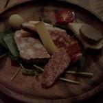 ぺりかん - 前菜7種