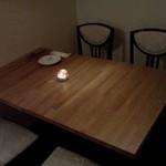 ぺりかん - 私のテーブル