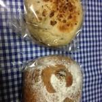 22713673 - マフィンとクランベリーのパン