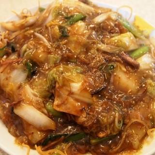 中国料理 Kirin - 料理写真:ビーフシチュー焼きそば