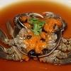 莉苑 - 料理写真:上海蟹あります。濃厚で、今が旬です。