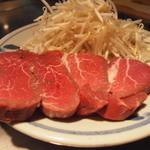ステーキハウス神楽 - 国産牛フィレ肉